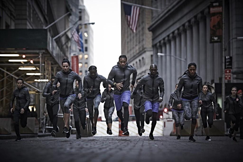 Ultra Boost Launch - New York, Wall Street 22.01.2015