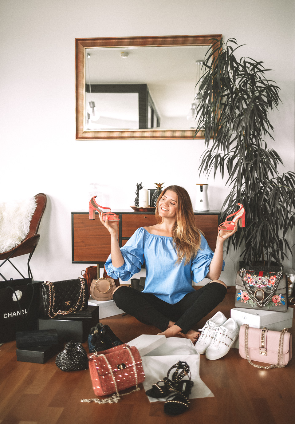 01a413b062ffa0 Luxury Fashion - Designerschätze günstig shoppen - Bea la Panthere I ...